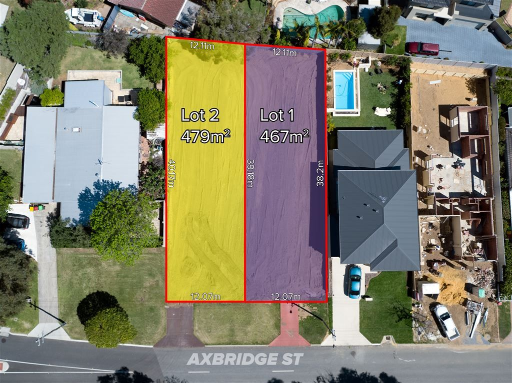 Lot 2/44 Axbridge St, Karrinyup WA 6018, Image 0
