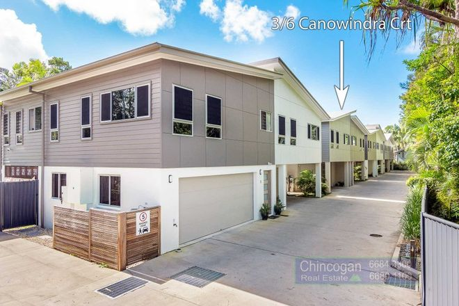 Picture of 3/6 Canowindra Court, SOUTH GOLDEN BEACH NSW 2483