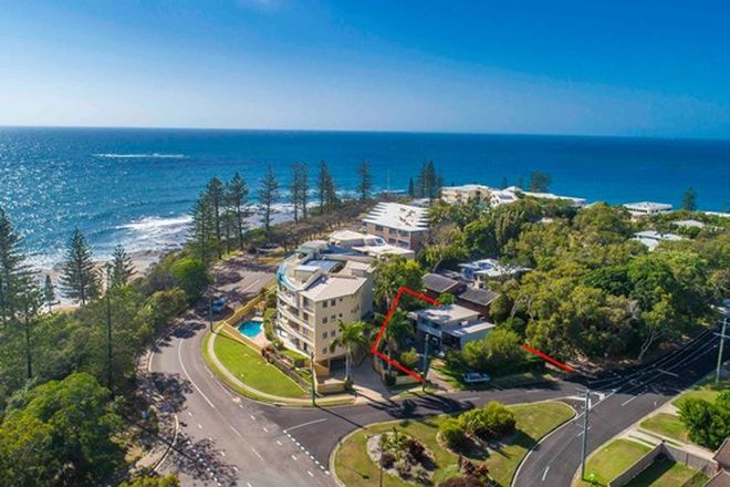 Picture of 1 Ernest Street, KINGS BEACH QLD 4551