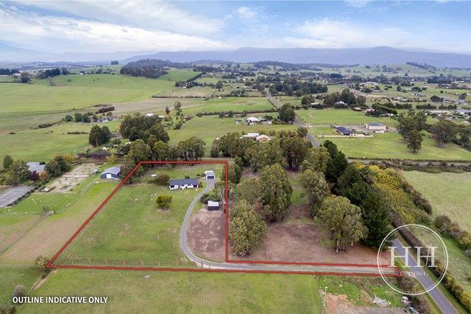 Picture of 87 Five Acre Row, WESTBURY TAS 7303