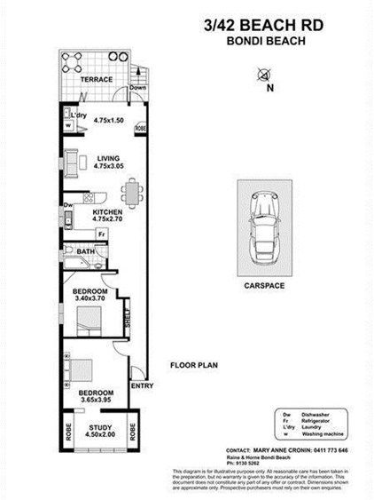 3/42 Beach Road, Bondi Beach NSW 2026, Image 4