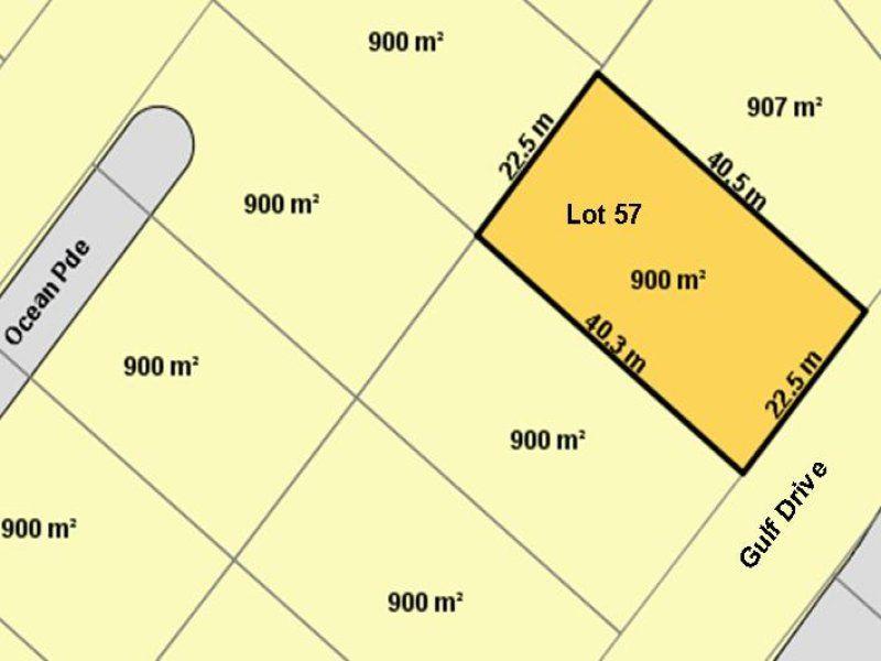 Lot 57 Gulf Drive, Balgowan SA 5573, Image 1
