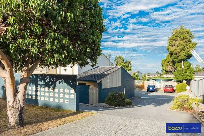 Picture of 12/32 Camboon Road, MORLEY WA 6062