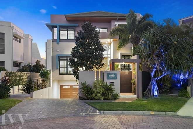 Picture of 88 Royal Albert Crescent, SOVEREIGN ISLANDS QLD 4216