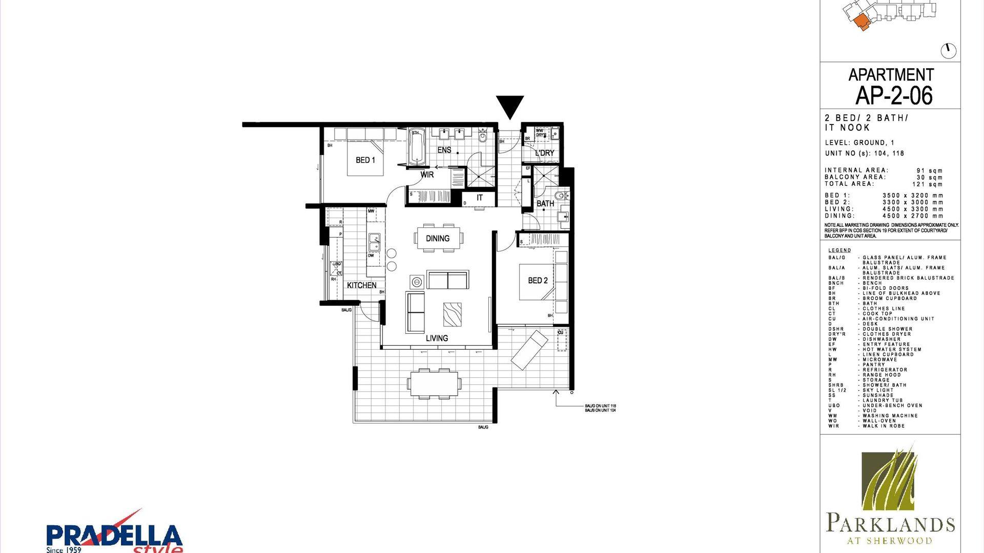 Level 1, 104/20 Egmont, Sherwood QLD 4075, Image 10