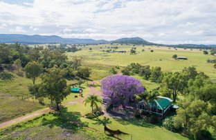 """Picture of """"Wilga Vale"""" Glovers Tea Tree Creek Road, Silver Spur QLD 4385"""