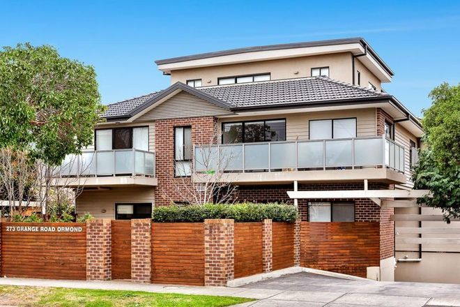 Picture of 7/273 Grange Rd, ORMOND VIC 3204