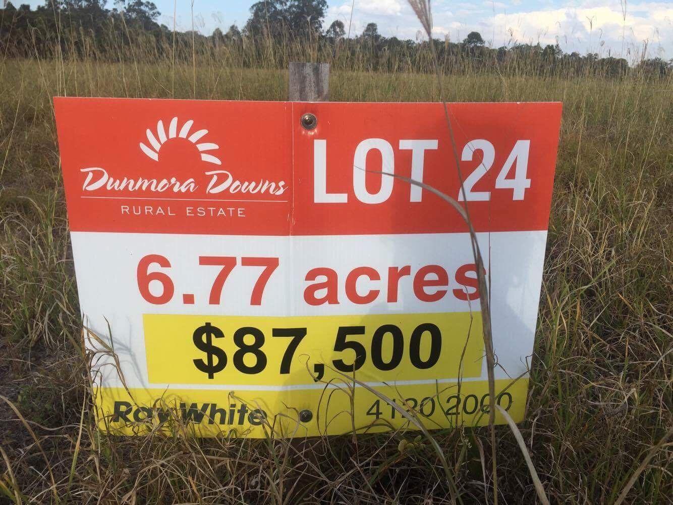 Lot 24 Lomandra Lane, Dunmora QLD 4650, Image 0