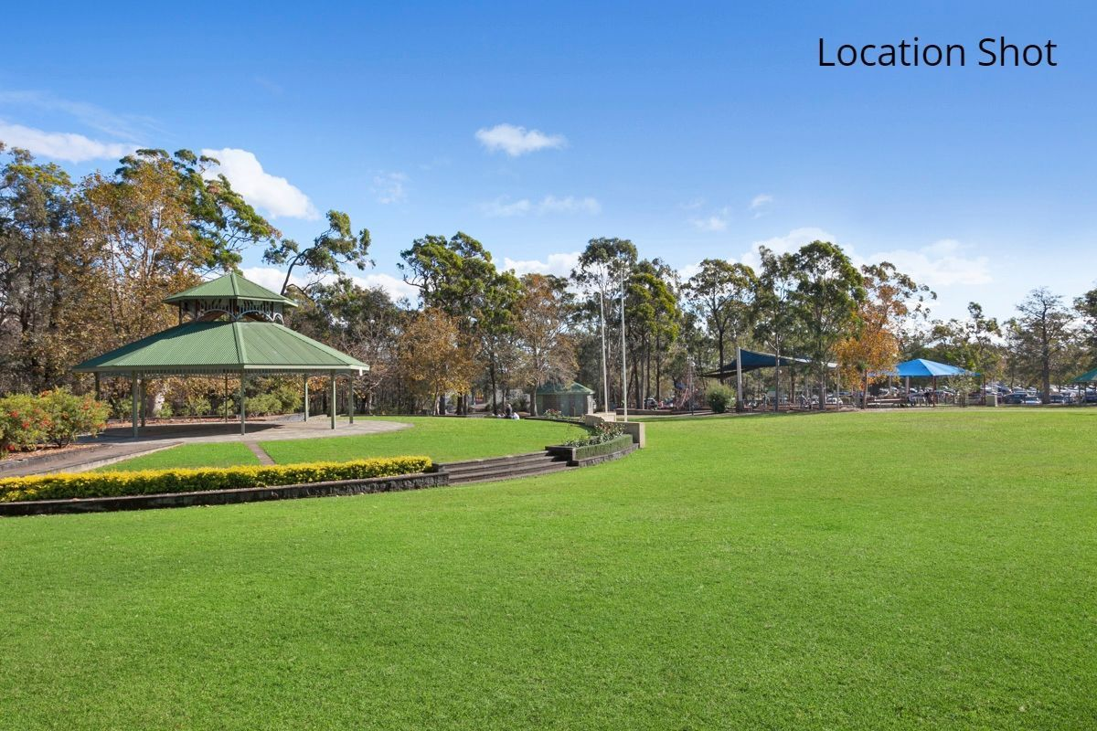 Lot 32 The Ridgeway, Barden Ridge NSW 2234, Image 1