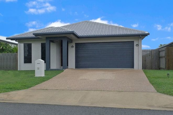 Picture of Osterlund Place, BURDELL QLD 4818