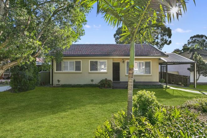 Picture of 13 Glendale Avenue, PADSTOW NSW 2211
