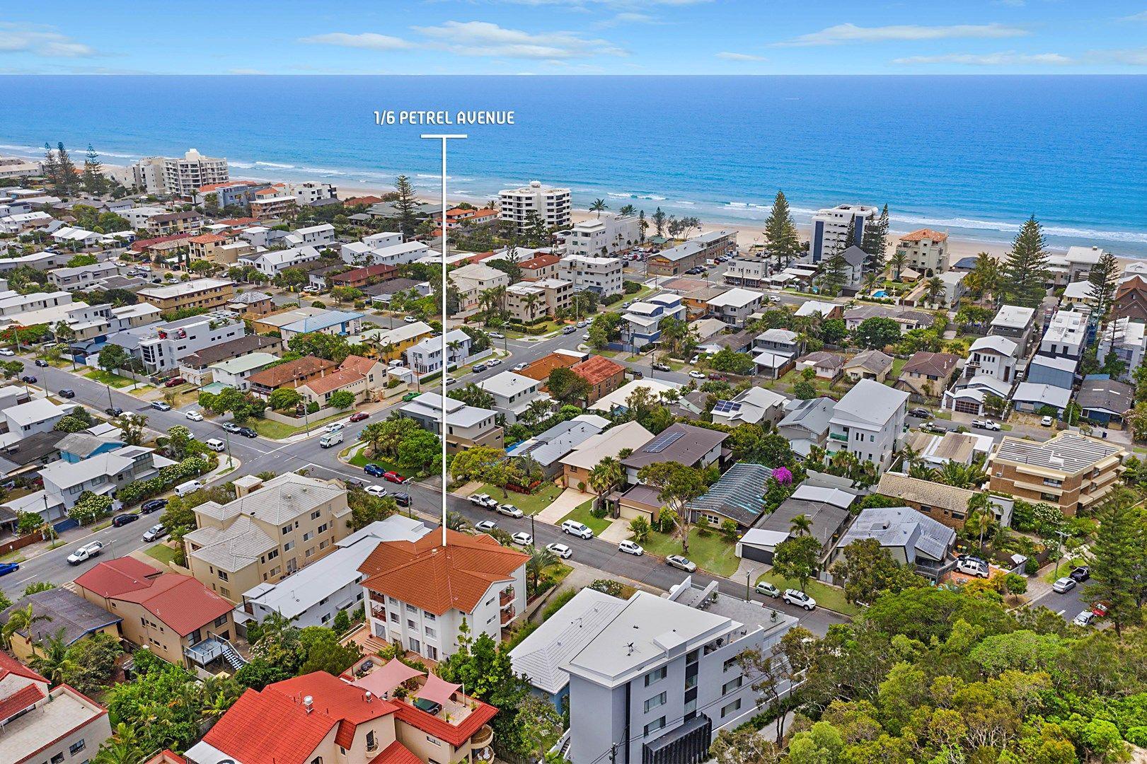 Unit 1/6 - 8 Petrel Avenue, Mermaid Beach QLD 4218, Image 0