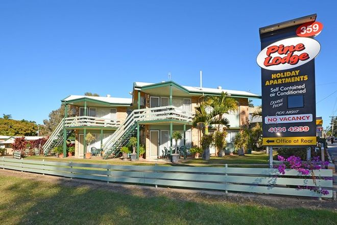 Picture of 359 Esplanade, SCARNESS QLD 4655