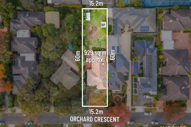 Picture of 14 Orchard Crescent, MONT ALBERT NORTH VIC 3129