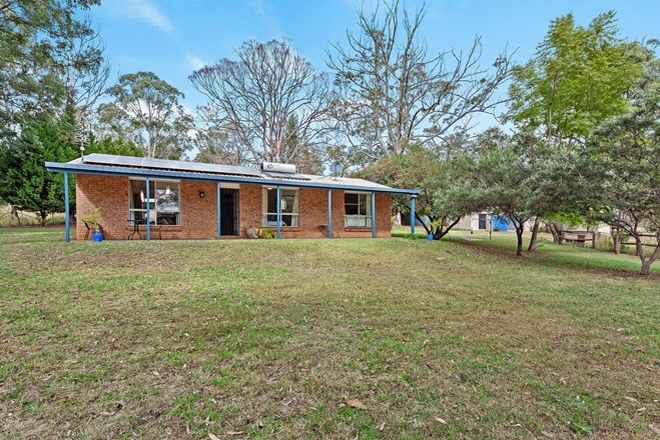 Picture of 133 Brennan Road, HAMPTON QLD 4352