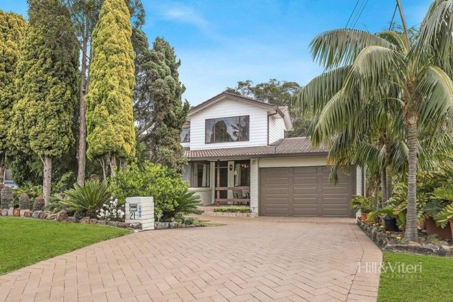 Picture of 21 Sierra Road, ENGADINE NSW 2233