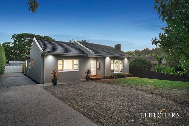 Picture of 11 Derwent Street, RINGWOOD NORTH VIC 3134