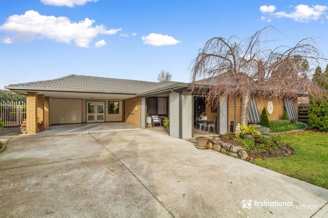 Picture of 112 Traralgon-Maffra Road, GLENGARRY VIC 3854