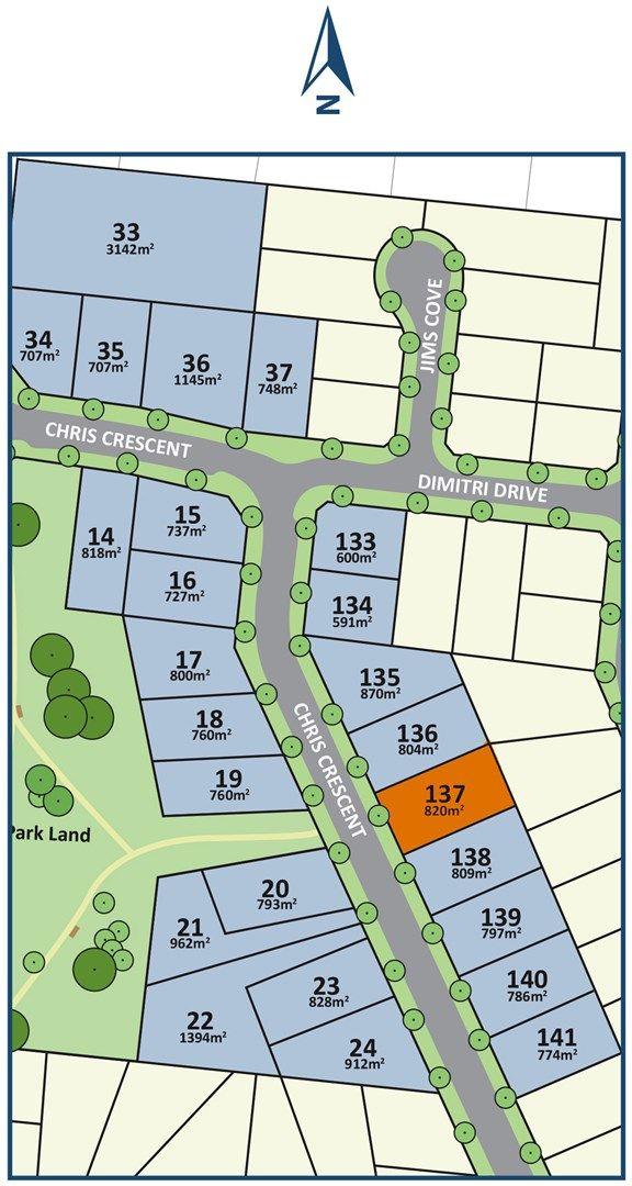 Lot 137 Astoria Park, Traralgon VIC 3844, Image 0