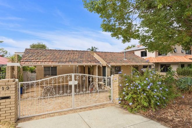 Picture of 13 Sicklemore Street, BRENTWOOD WA 6153