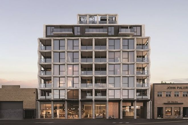 Picture of 205/272 Barkly Street, BRUNSWICK VIC 3056