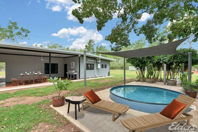 Picture of 110 William Road, BERRY SPRINGS NT 0838