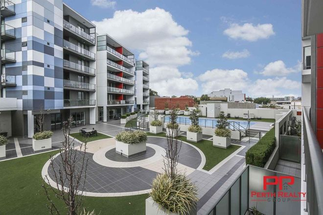 Picture of 14/262 Lord Street, PERTH WA 6000
