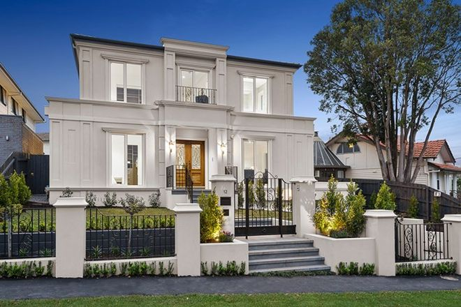 Picture of 12 Beech Street, CAMBERWELL VIC 3124