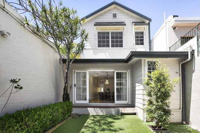 Picture of 35 Lawson Street, BONDI JUNCTION NSW 2022