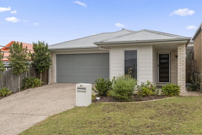 Picture of 35 Jersey Crescent, SPRINGFIELD LAKES QLD 4300