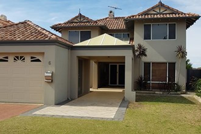 Picture of 6 Wave Cove, PORT KENNEDY WA 6172