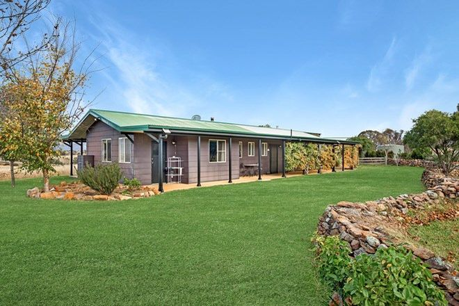 Picture of 'Glen Alice Farm' 105 Huntingdale Road, Glen Alice, RYLSTONE NSW 2849
