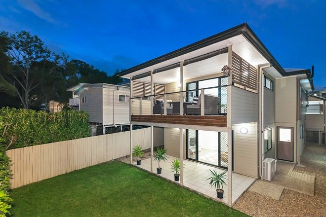 Picture of 22 McCullough Street, KELVIN GROVE QLD 4059