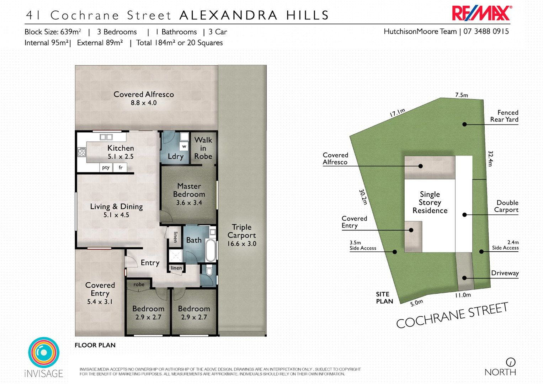 41 Cochrane, Alexandra Hills QLD 4161, Image 0