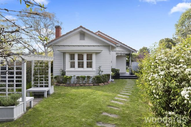 Picture of 1 Riley Street, MURRUMBEENA VIC 3163