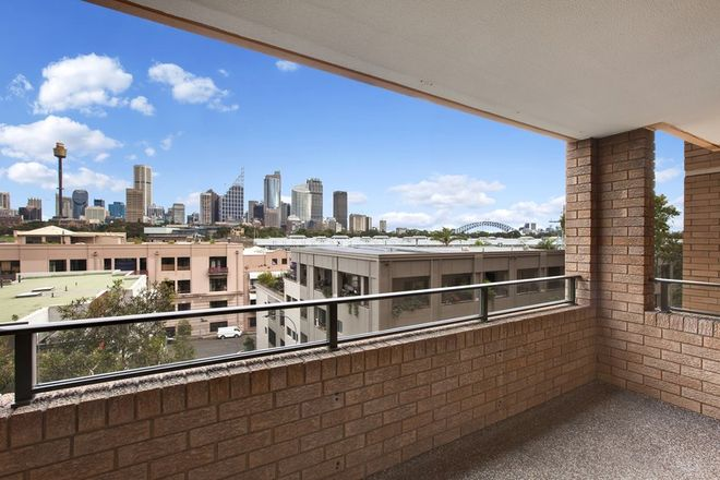 Picture of 605/73 Victoria Street, POTTS POINT NSW 2011