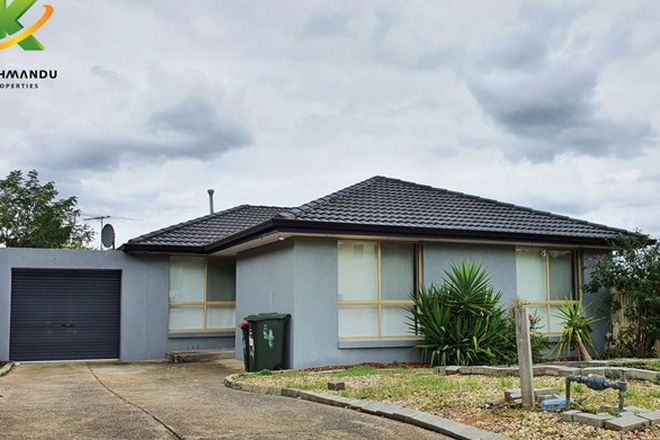 Picture of 4 Rocklands Rise, MEADOW HEIGHTS VIC 3048