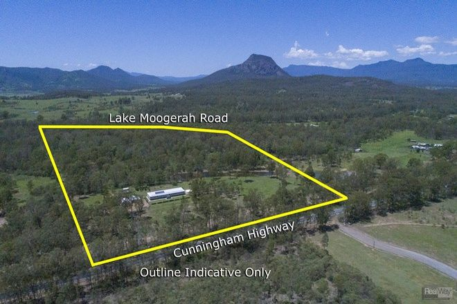 Picture of 7405 Cunningham Highway, MOUNT EDWARDS QLD 4309