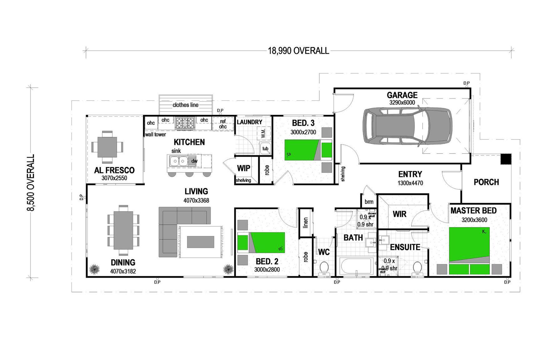 LOT 1250 Harmony, Palmview QLD 4553, Image 1
