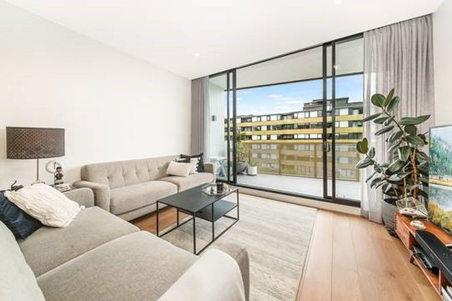 Picture of 517/55 Holloway Street, PAGEWOOD NSW 2035
