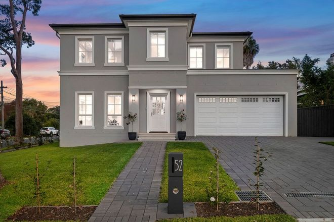 Picture of 52 Dorset Street, EPPING NSW 2121