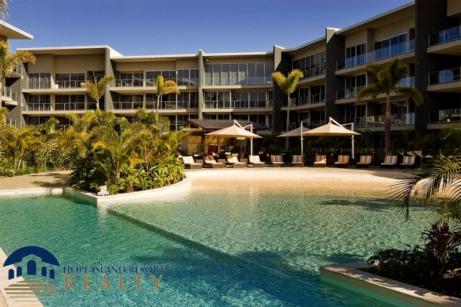 Picture of Unit 1202/2 Activa Way, HOPE ISLAND QLD 4212