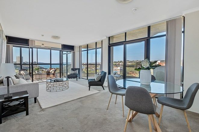 Picture of 1204/180 Ocean Street, EDGECLIFF NSW 2027