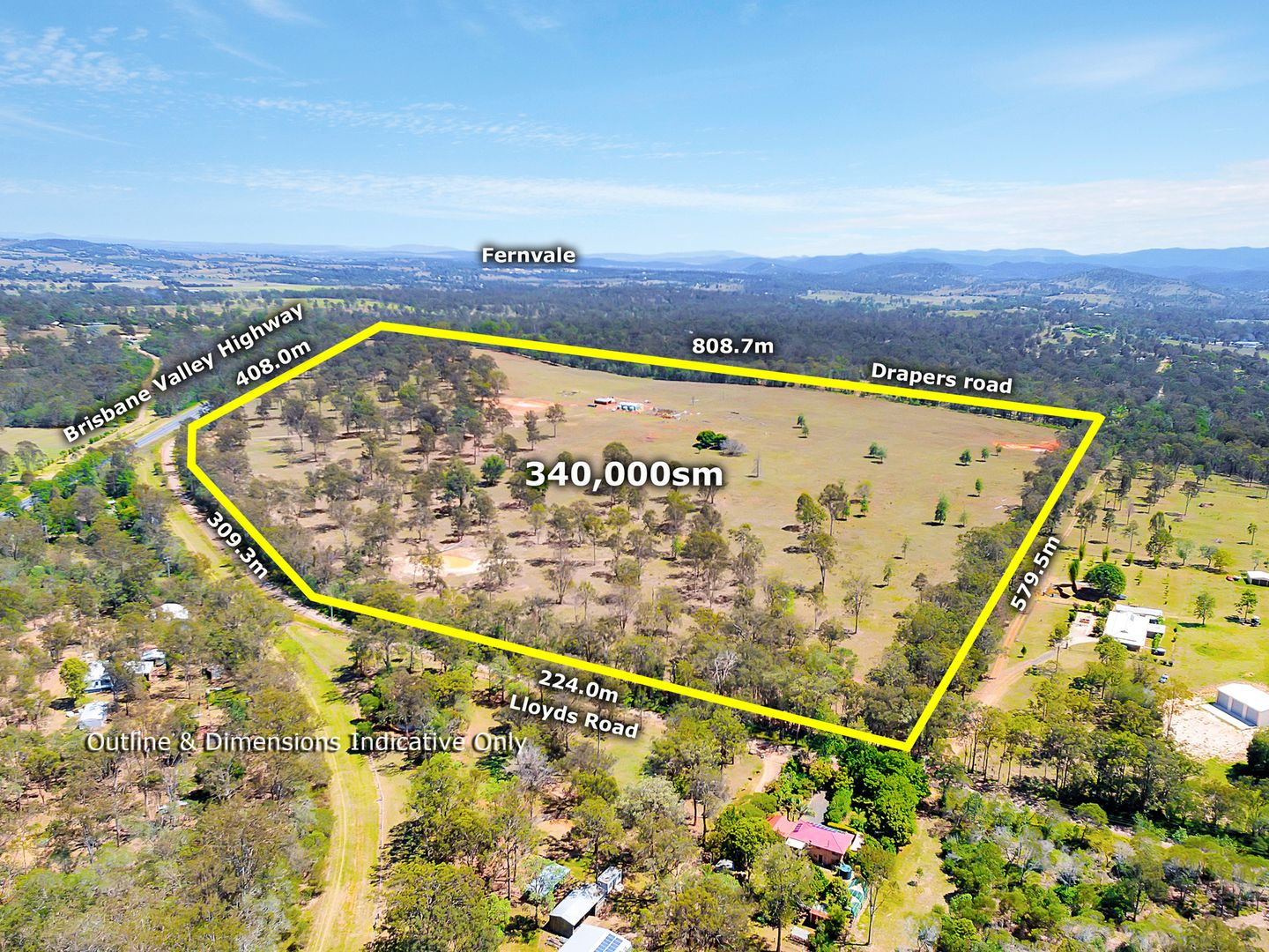 34 Drapers Road West, Wanora QLD 4306, Image 1