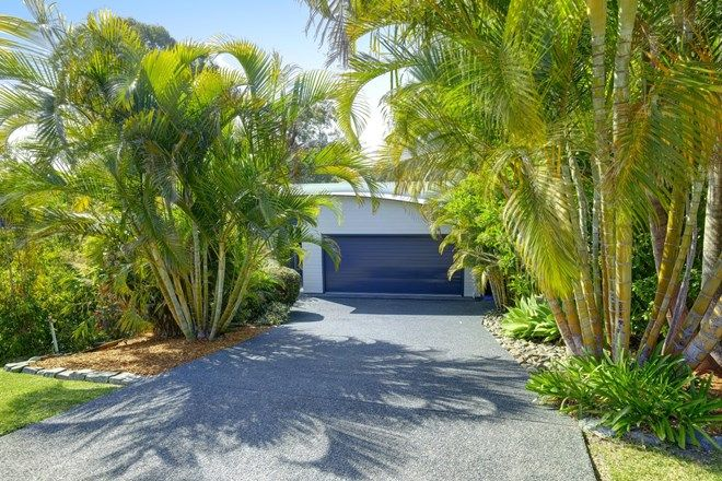 Picture of 1 Palmtops Avenue, ELIZABETH BEACH NSW 2428