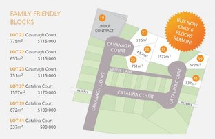 Lot 39 Catalina Court, Ballarat East VIC 3350