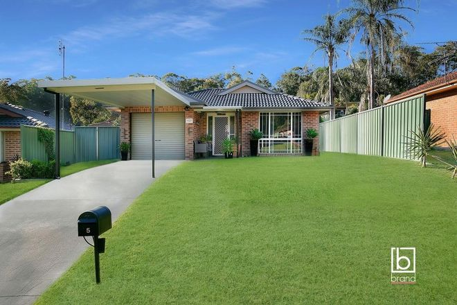 Picture of 5 Anniversary Place, TUGGERAH NSW 2259