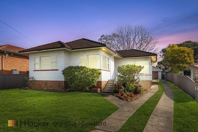 Picture of 17 Bury Road, GUILDFORD NSW 2161