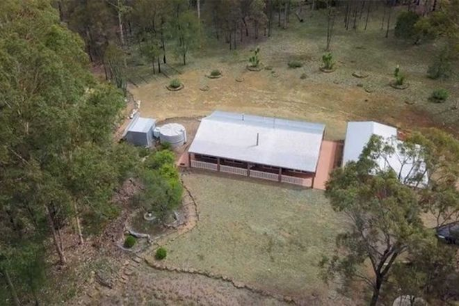 Picture of 68 Golf Course Rd, GOOMBUNGEE QLD 4354