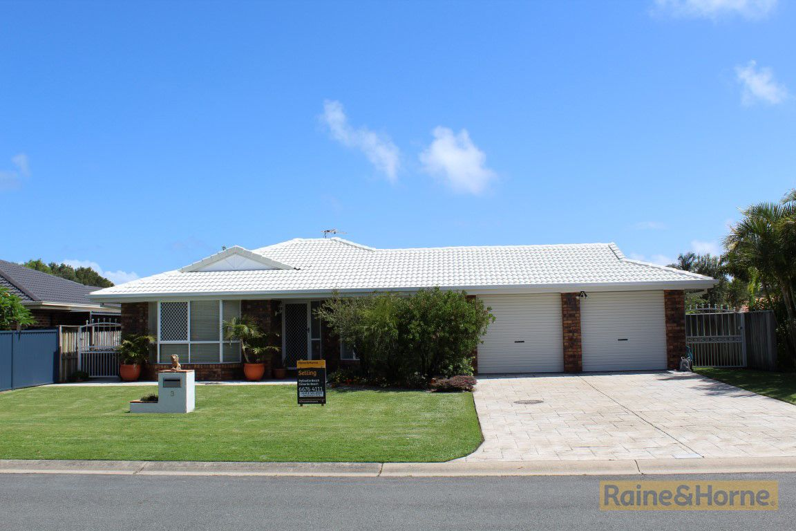 3 McKenzie Avenue, Pottsville NSW 2489, Image 1